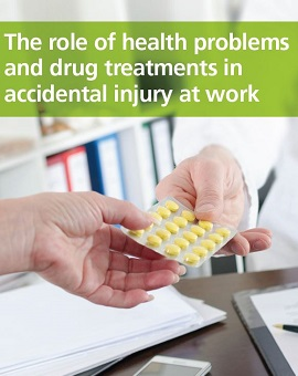 IOSH has co-funded researchers at the University of Southampton to analyse the risk of workplace injury arising from common health conditions treated by taking prescribed medication