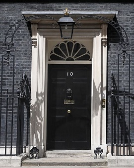 10 Downing Street (Picture credit: Andrew Matthews/PA Wire/PA Images)