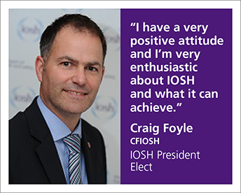 Headshot of Craig Foyle with a short quote