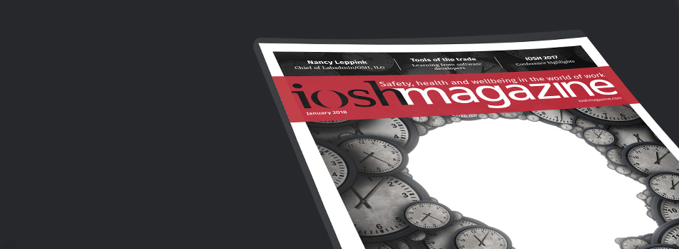 IOSH Magazine January 2018 edition