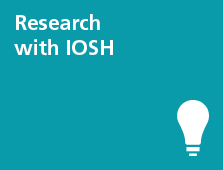 Research with IOSH