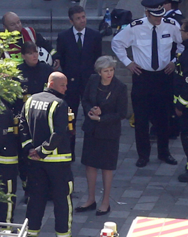Government response to Grenfell
