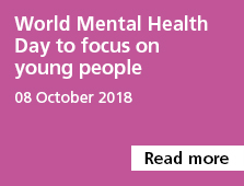 World Mental Health Day read more