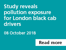 Black cab pollution read more