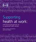 Supporting health at work cover