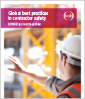 Global best practices in contractor safety