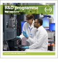 R&D programme – What it means to you