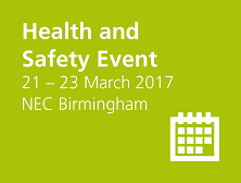 Health and safety event details