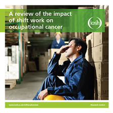 IOSH research into shift work and occupational cancer