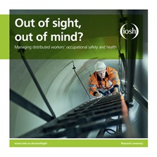 IOSH's Out of sight out of mind research report