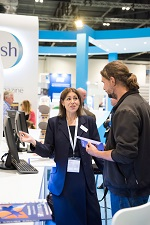 IOSH at Health and Wellbeing at Work