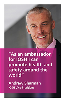 Quote from Andrew Sharman