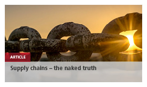 Supply chains - the naked truth