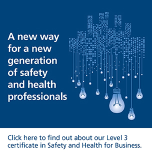 IOSH Qualification promotional image