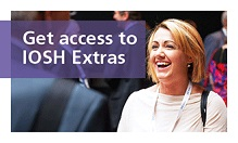 Get access to IOSH extras