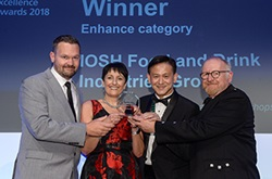 Food and Drink group Excellence awards