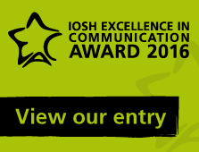 Excellence in Communication Award Entrant