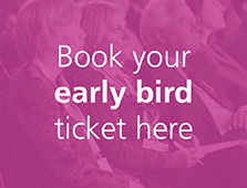 Book your early bird ticket here