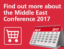 Find out more about the Middle East Conference 2017
