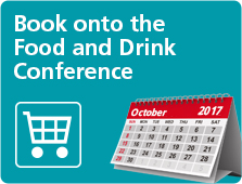 Book your place at the Food and Drink conference 2017