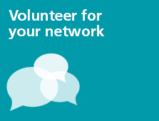 Volunteer for your IOSH network