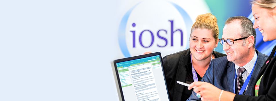IOSH at Safety and Health Exhibition