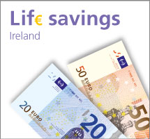 Life savings Ireland