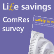 Receipt to represent IOSH Life savings ComRes survey