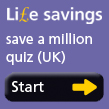 IOSH Life savings Save a million quiz UK