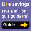 IOSH Life savings Save a million quiz guide Northern Ireland