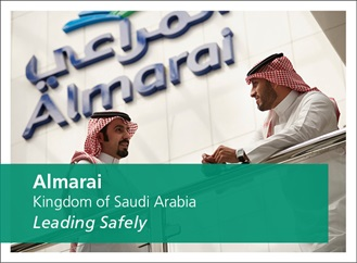 Leading safely course case study. Almarai