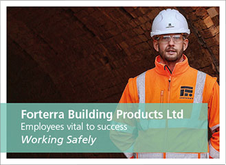 James Langley, Forterra building products ltd. Employees vital to success
