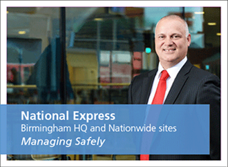 Craig Barker from National Express