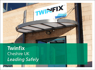 Read about Twinfix, Cheshire UK on their Leading Safely course