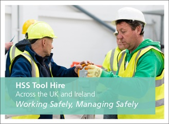 Managing Safely course case study. HSS Tool Hire