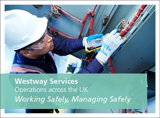 Working Safely and managing safely course case study. Westway Services