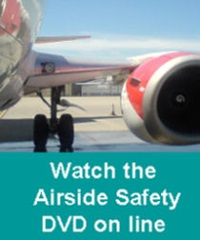 Watch the Airside Safety DVD on line